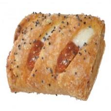 Галстучки с начинкой со вкусом варен. сгущенка печенье 1,6кг