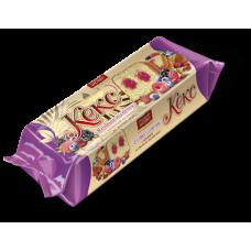 """Кекс фруктовый """"Русский Бисквит"""",225г ягодное ассорти"""