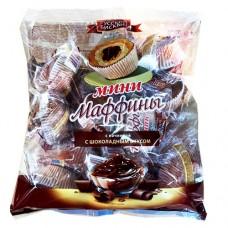 """Мини-маффины """"Русский Бисквит"""" шоколад 465г"""