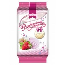 """Зефир """"Воздушный поцелуй"""" бело-розовый 250 гр"""