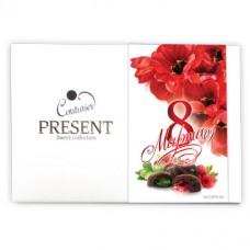 "Конфеты ""Present"" 8 марта 160г"