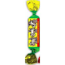 """Шок конфеты """"Дже-ля-ля"""" коровки со вкусом апельсина 3 кг"""