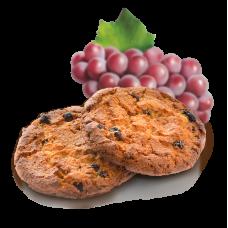 """Печенье """"Домашнее"""" овсяное с изюмом вес 4,5кг ГОСТ"""