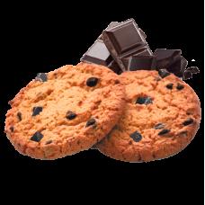 """Печенье """"Домашнее"""" овсяное с шоколадом вес 4,8кг ГОСТ"""