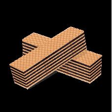 """Вафли """"Муля-красотуля"""" шоколадно-шоколадные 3кг"""