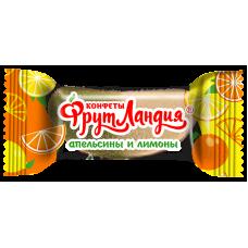 """Конфеты """"Фрутландия Апельсинов и лимонов"""" 1кг"""
