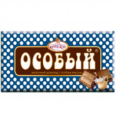 """Шоколад """"Особый"""" молочный 90г"""