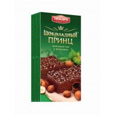 """Торт """"Шоколадный принц"""" с фундуком 260г"""