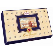 "Набор конфет и шоколада ""Санкт-Петербург"" 249 гр"