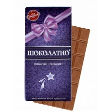 """Шоколад """"Шоколатио"""" горький 100г ГОСТ"""