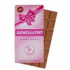 """Шоколад """"Шоколатио"""" молочный 100г ГОСТ"""