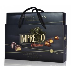 """Конфеты """"Impresso"""" Premium черный 424г"""