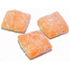 """Карамель открытая """"Желейная со вкусом апельсин йогурт в сахаре"""" 5кг"""