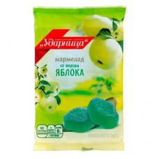 "Мармелад ""Со вкусом ЯБЛОКО"" 325гр"