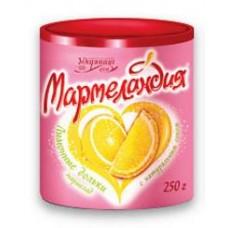 """Мармелад """"Мармеландия Лимон дольки"""" 250гр"""