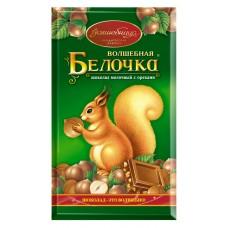 "Шоколад ""Волшебная белочка"" 190г"