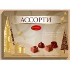 """Конфеты  """"Трюфельное ассорти"""" Новый год 200 г"""
