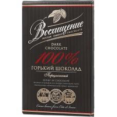 """Шоколад """"Восхищение"""" горький 100% какао 140гр"""