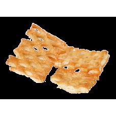 Печенье слоеное Сетка в сахаре вес 1кг